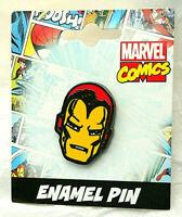 Marvel Comics Iron Man Enamel Pin New NOS MOC 2017 Lapel Hat