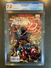 New Avengers No.53 CGC 7.0 1st Brother Voodoo as Sorcerer Supreme MCU