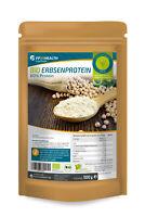 FP24 Health Bio Erbsenprotein 1kg - 80% Eiweiss - Ökologischer Anbau - 1000g