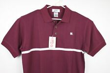 NEW Boa Mississippi State gameday Polo Sz M