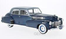 MDG MDG18072 - Cadillac Fleetwood series 60 Special bleu métallisé - 1941  1/18