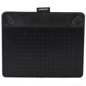 Backless Wacom Intuos CTH-490K SMALL BLACK Touch Tablet ONLY CTH-490