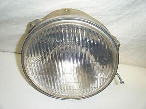 Head Light Lamp Lens 89 91 94 96 Suzuki GS 500 E GSF 400 Bandit VX 800 GSX 1100