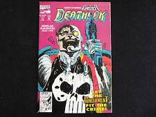 Deathlok #7 (Jan 1992 Marvel)