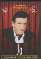 Meilleur Du Theatre De Boulevard Dvd 05 Jo Jean Lefebvre Philippe Nicaud