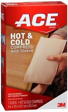 ACE Hot and Cold Compress Reusable 1 Each (Pack of 3)