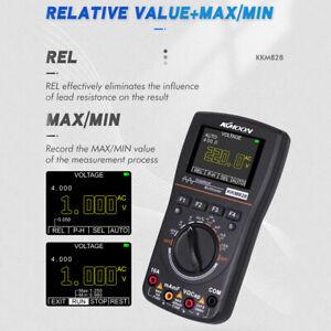 KKmoon Digital Oscilloscope Multimeter 2in1 for DIY and Electronic Tester S9Q7
