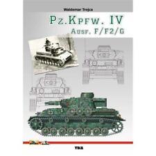 Trojca Pz.Kpfw.IV Ausf. F/F2/G