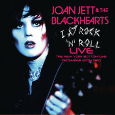Joan Jett and The Blackhearts : I Love Rock 'N' Roll Live: The New York Bottom