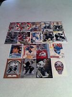 *****Stephane Fiset*****  Lot of 100+ cards.....47 DIFFERENT / Hockey