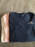 Lot Of 3 Vineyard Vines Long Sleeve Tops Sizes XXS & S
