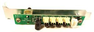 Silverstone CWT FAN-4002 PCI slot 3pin Fan controller