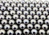 Glasbrecher cal 50 acier BOULES 50 pièces pour RAM armes hdr-50 Calibre 50