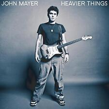John Mayer - Heavier Things - New Vinyl LP - Pre Order  - 5th May