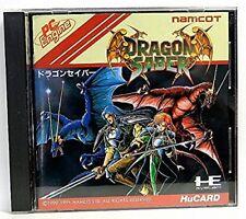 PC-Engine Dragon Saber  Japan NEC PCE
