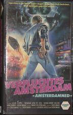 Verfluchtes  Amsterdam  *  KULT  Thriller *  von : Dick  Maas * Cannon / VMP