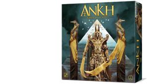 ANKH CMON Kickstarter ETERNAL PLEDGE!!!!
