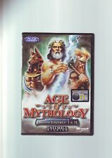 AGE OF MYTHOLOGY 1 - PC GAME - ORIGINAL & FULLY COMPLETE WITH MANUAL & TECH TREE