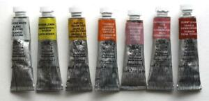 Winsor & Newton Artists Professional Watercolour 5ml x 7 Unused