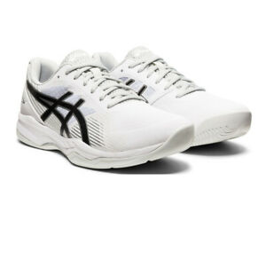 Asics Mens Gel-Game 8 Tennis Shoes Black White Sports Breathable Lightweight