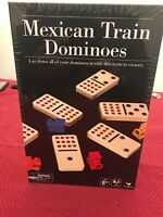 Cardinal Mexican Train Domino Game