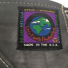 Little Earth Productions Littlearth Recycled Rubber Wallet Vegan Upcycle