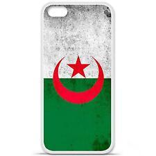 Coque Housse à motif en Silicone Produit Français Iphone 5C - Drapeau algérie