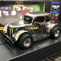 Pioneer P116-DS Legends Racer '34 Ford Coupe Silver Slot Car 1/32 Scalextric DPR