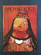 Archaeology Magazine May 1977 Volume 30 Number 3