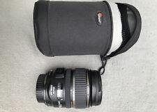 Canon EFS 17-85 Image Stabilizer lens