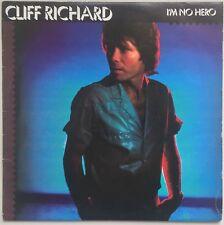 CLIFF RICHARD I' No Hero 1980 OZ EMI VG++/VG+