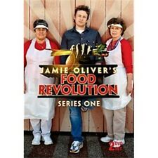 JAMIE OLIVER'S FOOD REVOLUTION Series One 2DVD NEW