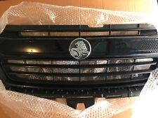 Genuine Holden RG Colorado MY17 MY18 & Trailblazer BLACK FRONT GRILLE NEW