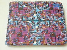 DC Comics Superman cool  wallet with coin zip. Free P&P/|/