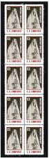 T E LAWRENCE OF ARABIA STRIP OF 10 MINT VIGNETTE STAMPS 1