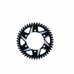 Vortex 841ZK-43 43 T 530 Aluminum Rear Sprocket Black 2007 Ducati 1098