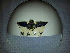 Navy Flight Helmet Visor Cover