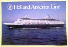 ms Statendam . Holland America Line Luxury Passenger Cruise Ship Transport Boat