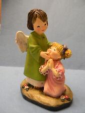 Guardian Angel With Girl Anri Toriart by Juan Ferrandiz Hand Painted - New