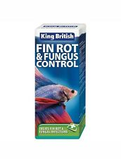 King British Fin Rot And Fungus Control 100ml