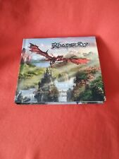 RHAPSODY - Symphony Of Enchanted Lands II - The Dark Secret CD+DVD Digibook