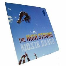 THE HIGH STRUNG MOXIE BRAVO Record LP Vinyl Park the Van  PTV-33