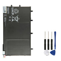 New Battery LIS3096ERPC For Sony Xperia Tablet Z Tablet 1ICP3/65/100-3 6000mAh