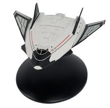 OV-165  - Star Trek Eaglemoss #128 -Metall Modell - deutsch