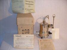 Elektrischer Inhalationsapparat Type 200 von Kleemann & Kaysser 1975 gekauft