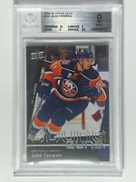 2009-10 John Tavares UD Young Guns 201 Rookie RC Card BGS 9 MINT Islanders Leafs