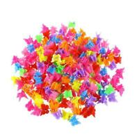 Hair Accessories Butterfly Hair Claws Hair Clips For Kids Hairpins Mini Bab H9I0