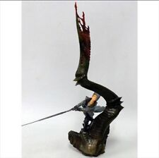 Final Fantasy 8 Ⅷ cold cast collection Seifer Almasy & Odin Resin Statue from JP