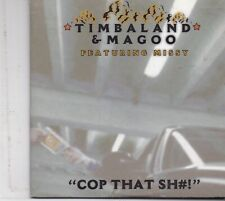 Timbaland feat Missy Elliot-Cop That Sh cd single