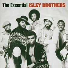THE ISLEY BROTHERS The Essential 2CD BRAND NEW Best Of